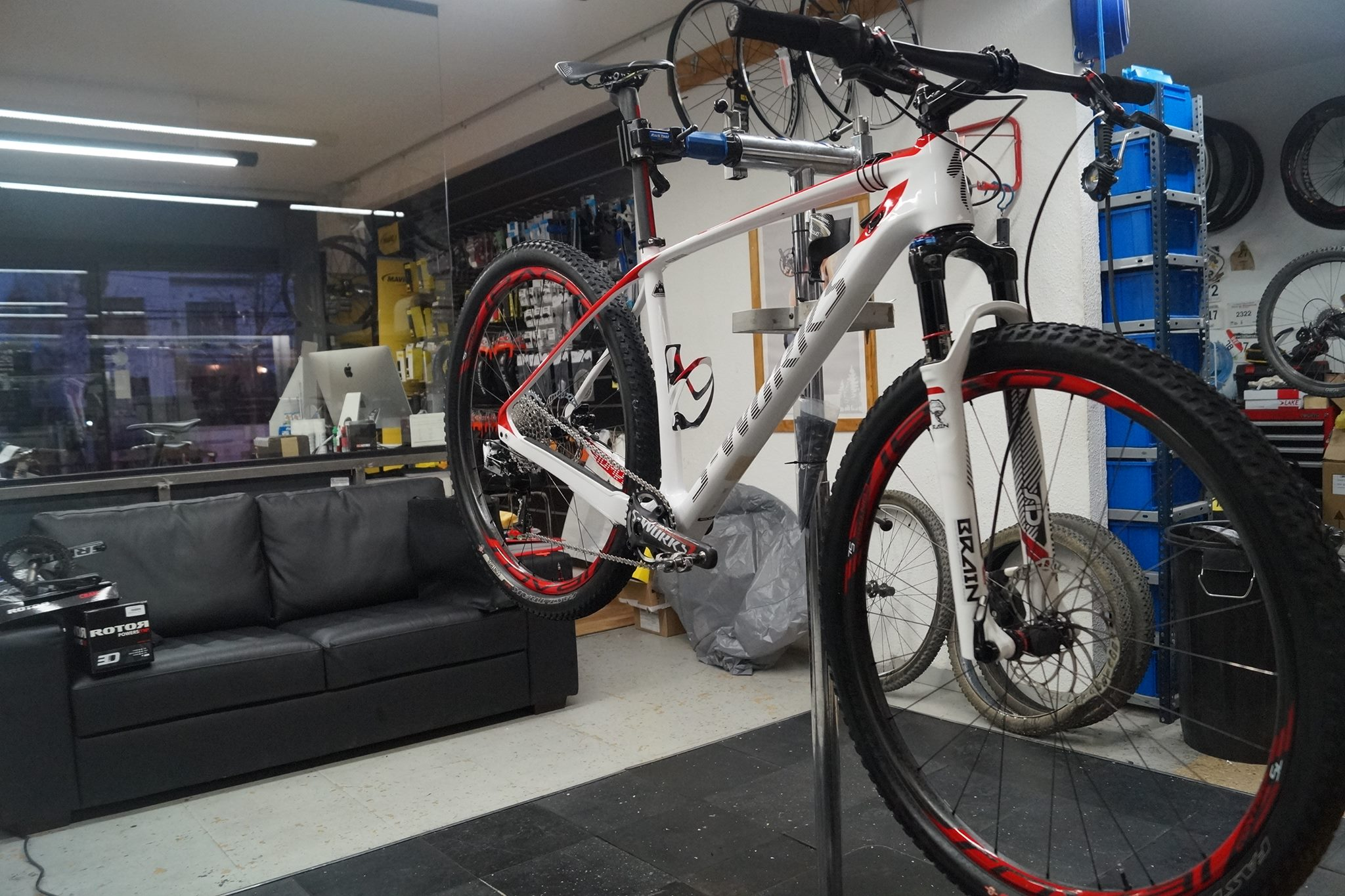 SPECIALIZED S-WORKS HT